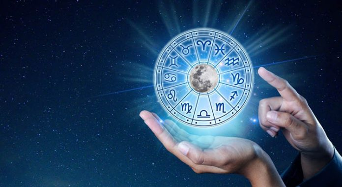 The eleventh house of astrology